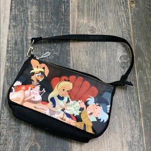 Disney Alice Tea Party Wristlet ❤️